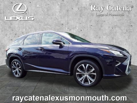 2017 Lexus RX 350 Navigation / 20 Wheels