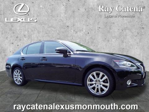 L/Certified 2014 Lexus GS 350 Navigation